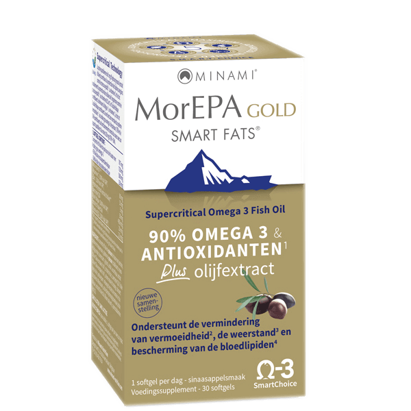 Vitals MorEPA Gold 30 softgels