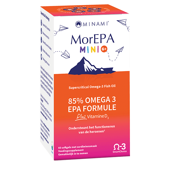 Vitals MorEPA Mini 60 softgels