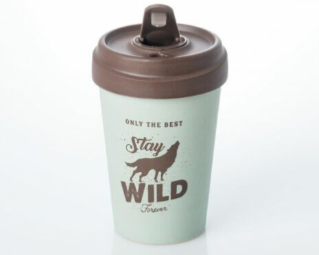 BambooCUP* Stay Wild