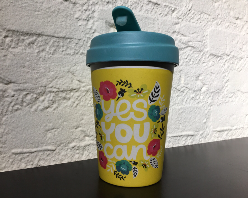 BambooCUP* Yes You Can