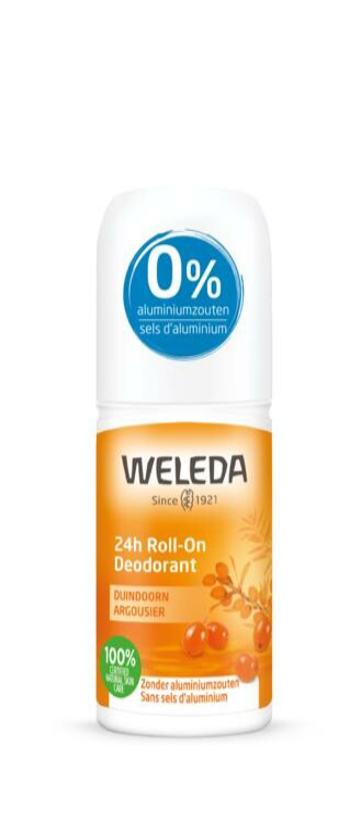 Weleda Duindoorn 24h roll-on deodorant 50 ml