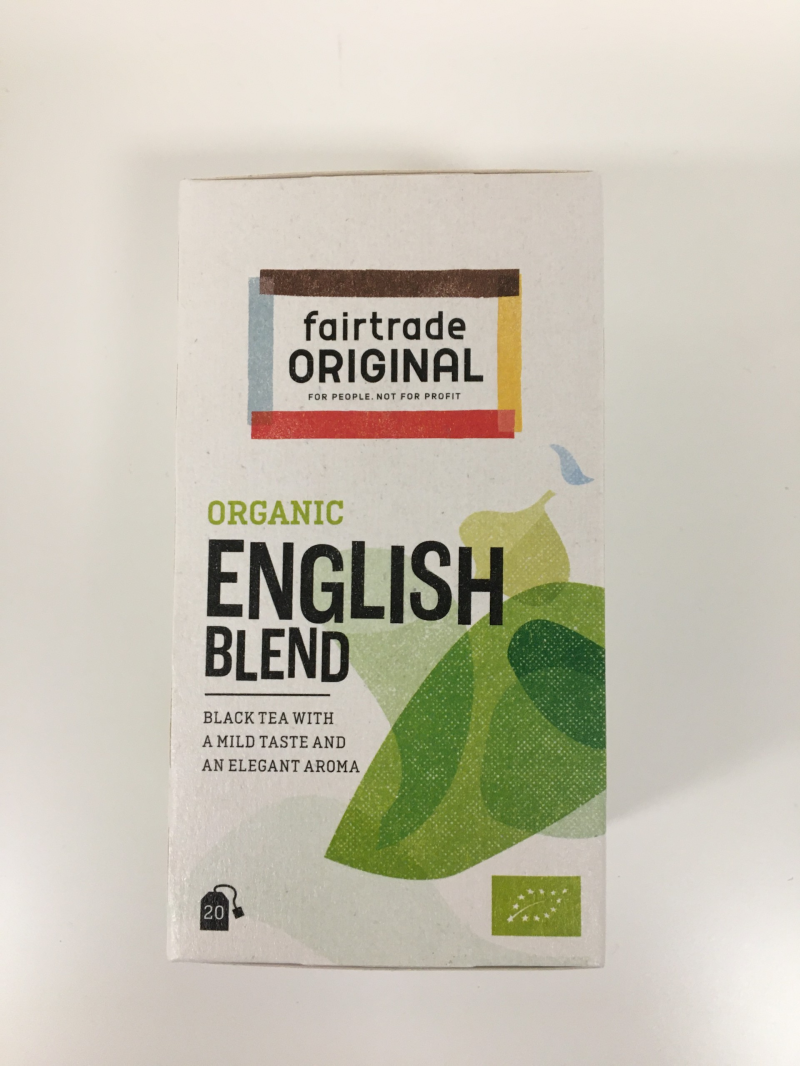 FTO Thee Engelse Blend