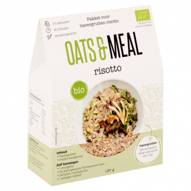 De Halm Oats & Meal Risotto