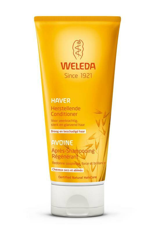 Weleda Haver herstellende conditioner 200 ml