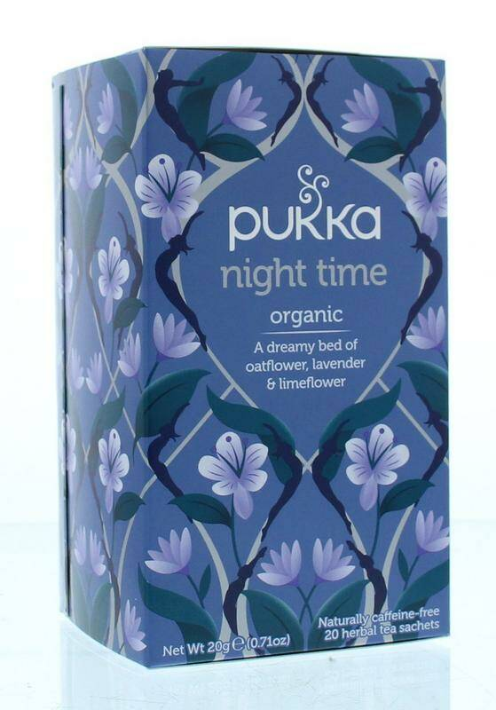 Pukka Night time thee