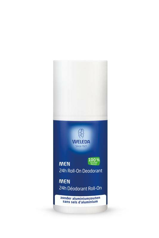 Weleda Deodorant men roll-on 24h 50 ml