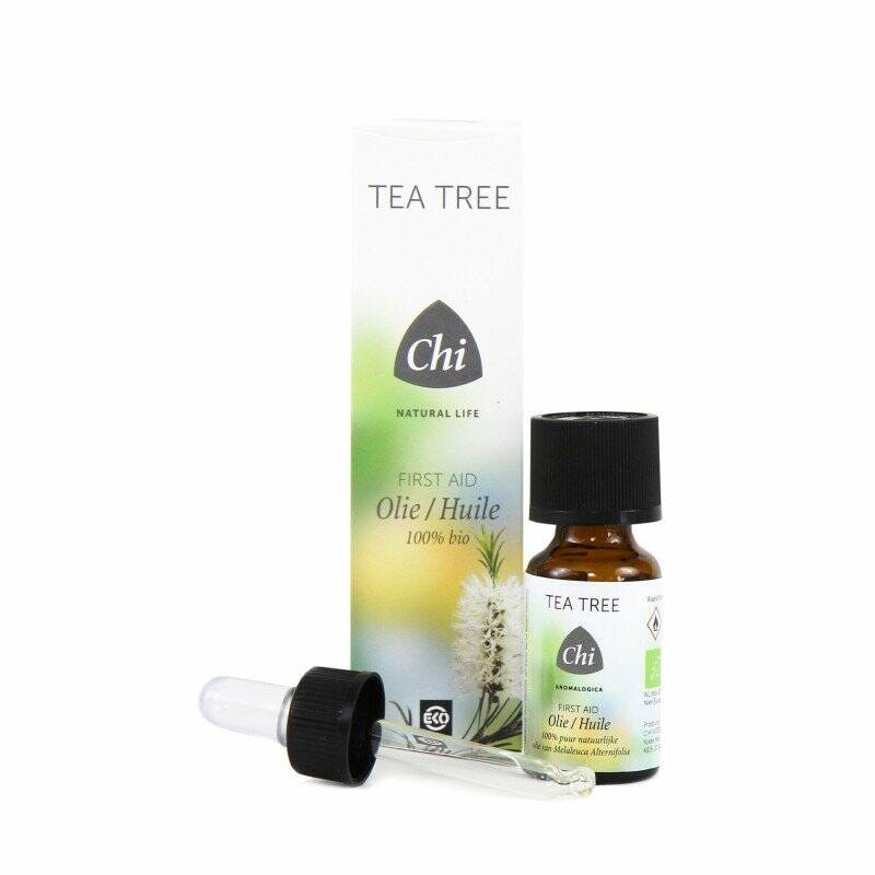 Chi Tea Tree etherische olie, biologisch 10 ml