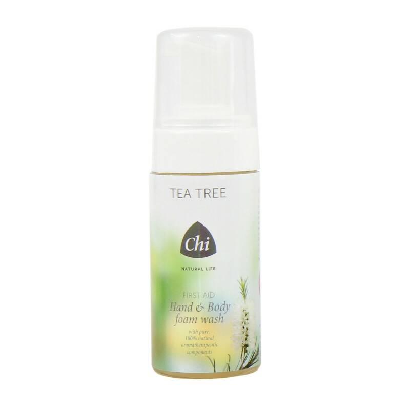Chi Tea Tree Hand & Body Foam Wash