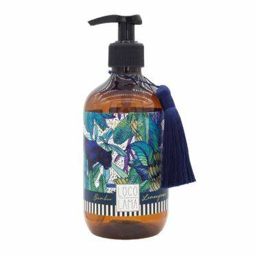 Liquid Hand Wash Bamboo Lemongrass