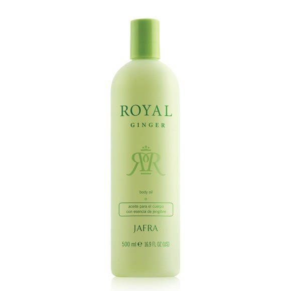 Jafra Royal Ginger Body Lotion (500 ml)