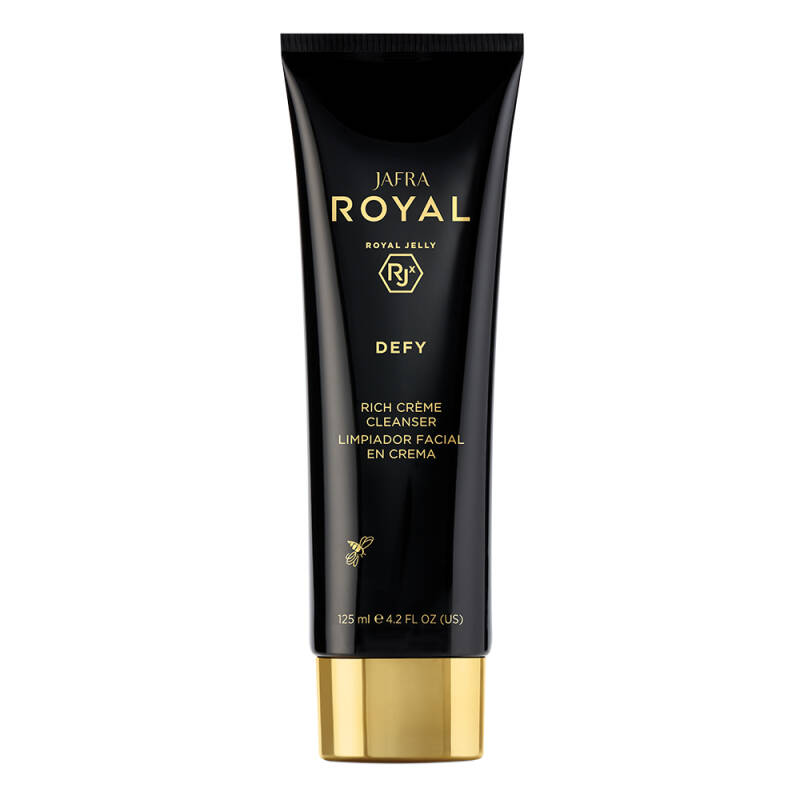 Jafra Royal Defy Rich Crème Cleanser