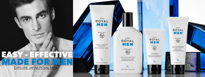 Jafra Royal Men Set (4 producten)