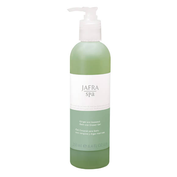 Jafra Spa Ginger & Seaweed Bath and Shower Gel (250 ml)