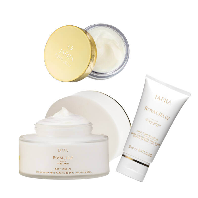 Jafra Iconic Royal Jelly Set (3 producten)