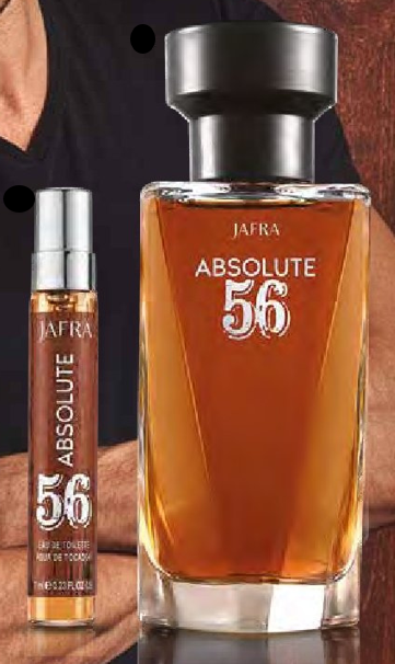 Jafra Absolute 56 (Eau de Toilette - 100 ml)
