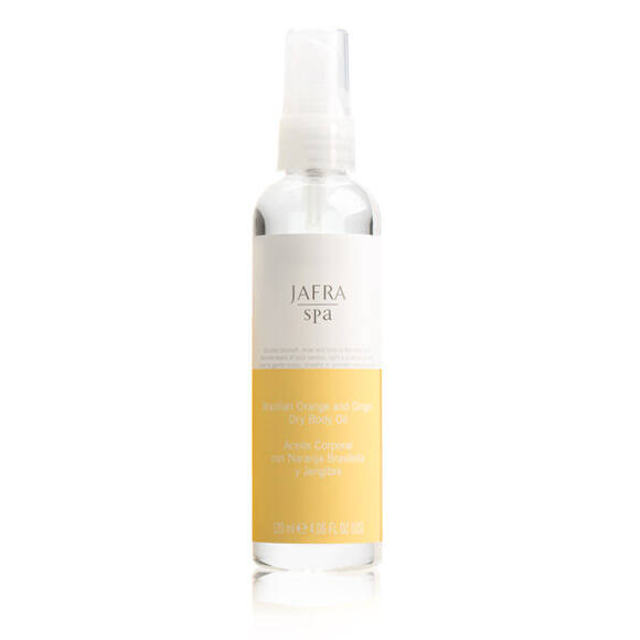 Jafra Brazilian Orange and Ginger Dry Body Oil