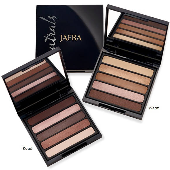 Jafra Neutral Eyeshadow Palette (2 varianten)