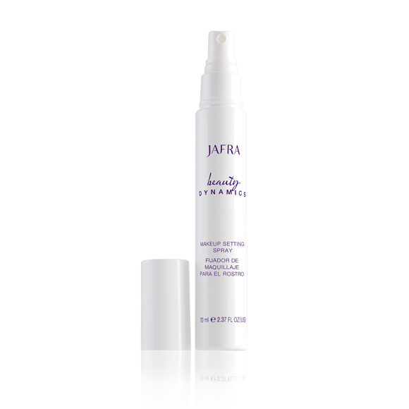 Jafra make-up setting spray