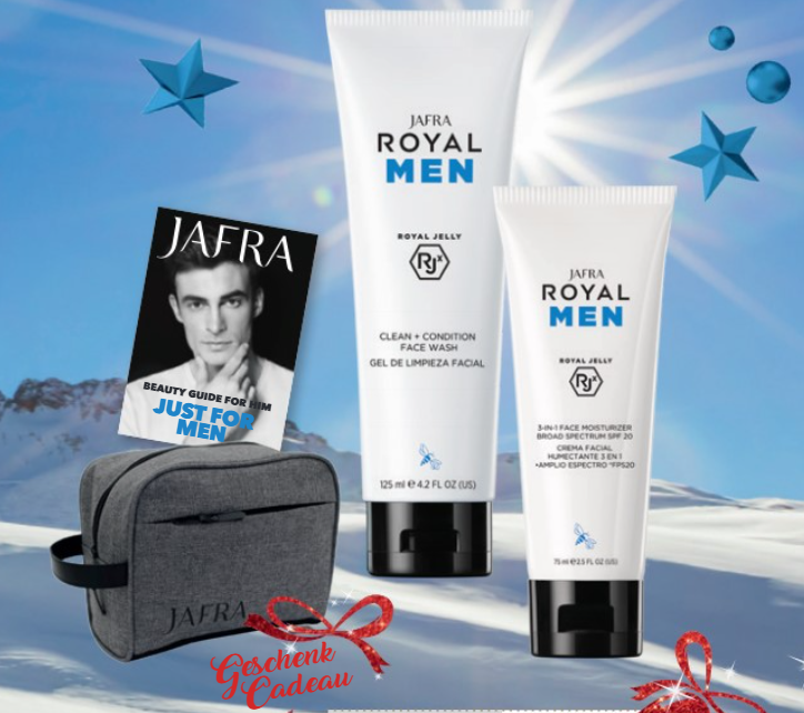 Jafra Gentleman-time Set (2 producten)