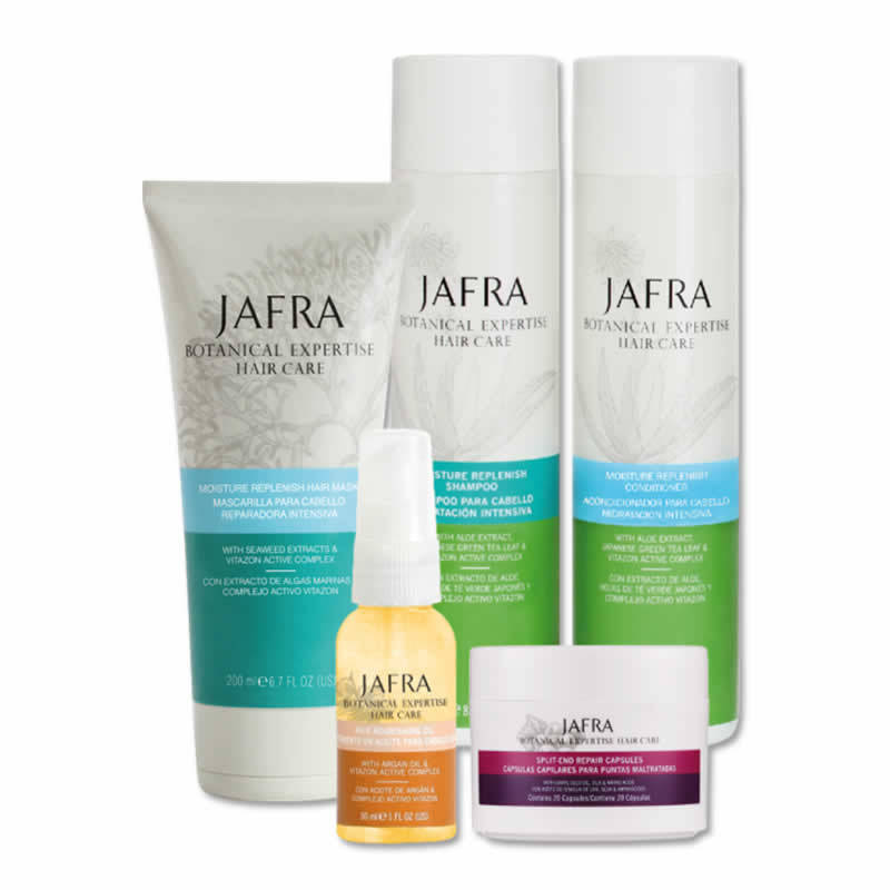 Jafra Hair Styling Set (3 producten)