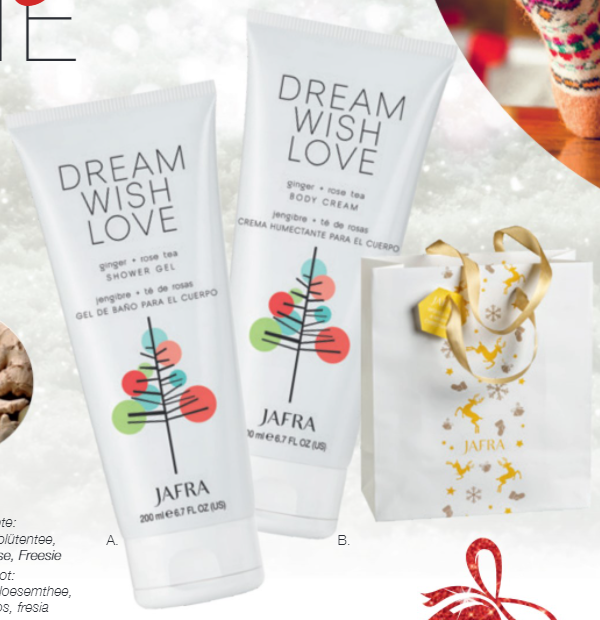 Jafra Holiday Season Set (2 producten)