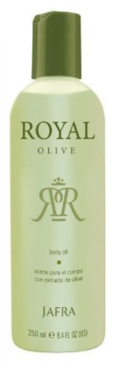 Jafra Royal Olive Body Oil (250 ml)