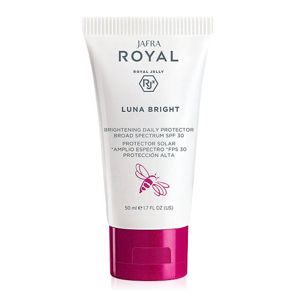 Jafra Luna Bright Brightening Daily Protector Broad Spectrum SPF30