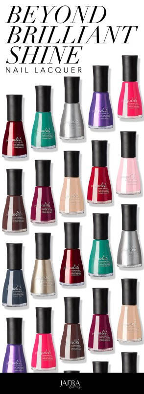 Jafra Summer Nail Set (2 producten) + GRATIS teenspreider!
