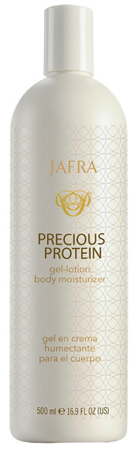 Jafra Precious Protein Gel-Lotion Body Moisturizer (500 ml)