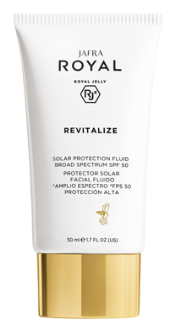 Jafra Royal Revitalize Solar Protrection Fluid Broad Spectrum (SPF 50)