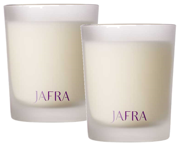 Jafra SPA-Geurkaarsen Set (2 producten)