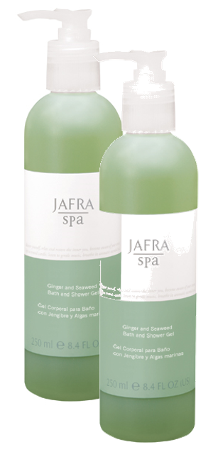 Jafra SPA-douchegel Set (2 producten)