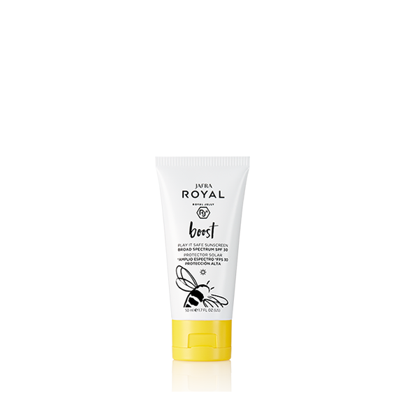 Jafra Boost Play It Safe Sunscreen Broad Spectrum SPF 30