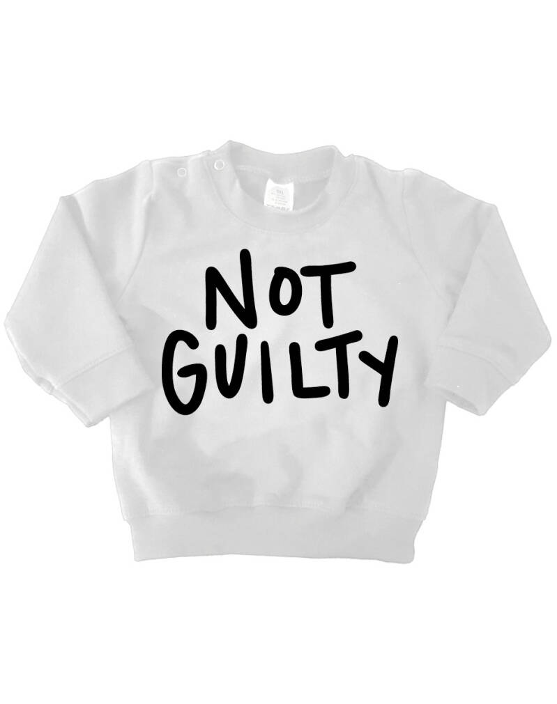 Sweater Not Guilty
