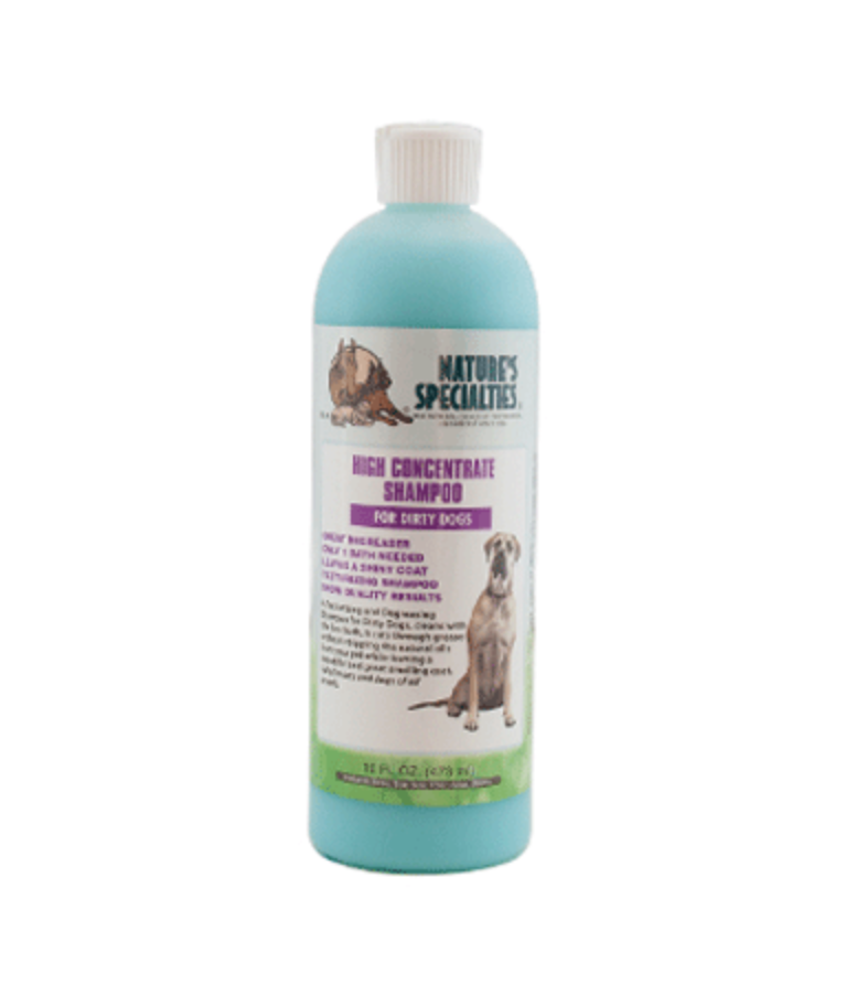 HIGH CONCENTRATE FOR DIRTY DOGS SHAMPOO (473ML)