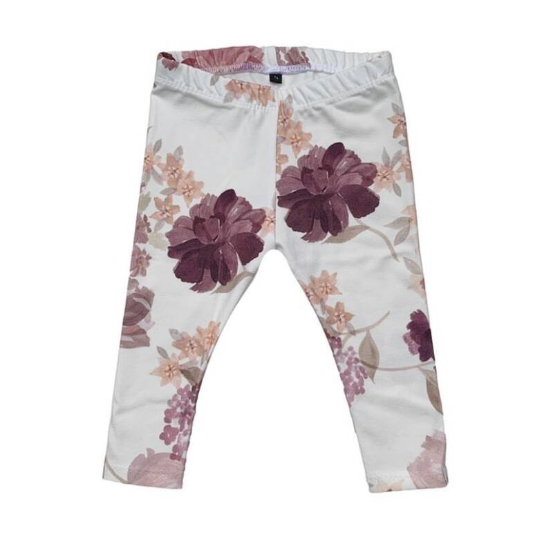Legging Studio Happy - Flowers