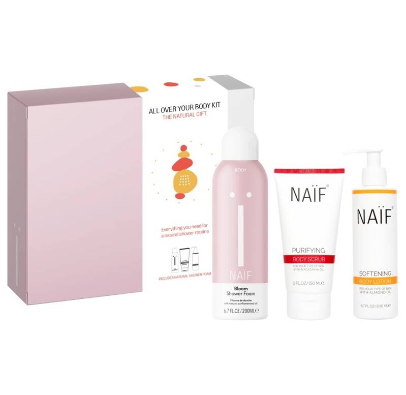 All over your body kit - Naïf