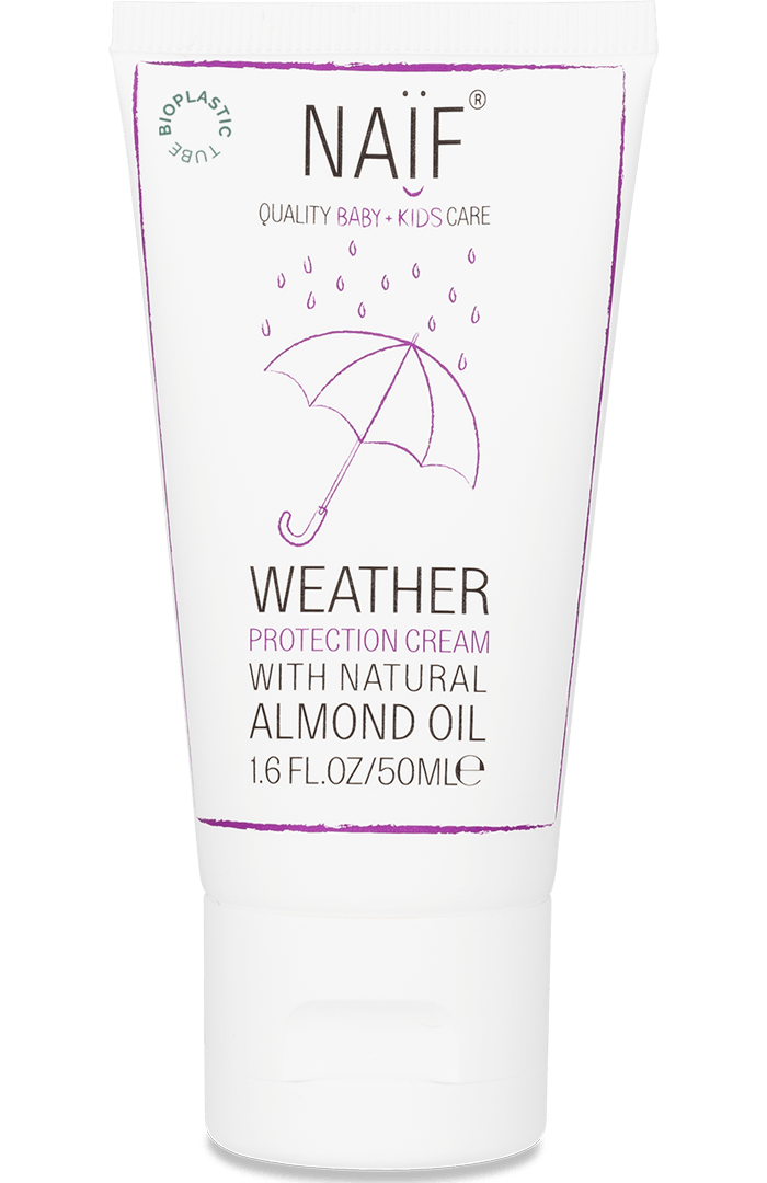 Baby weather protection cream - Naïf