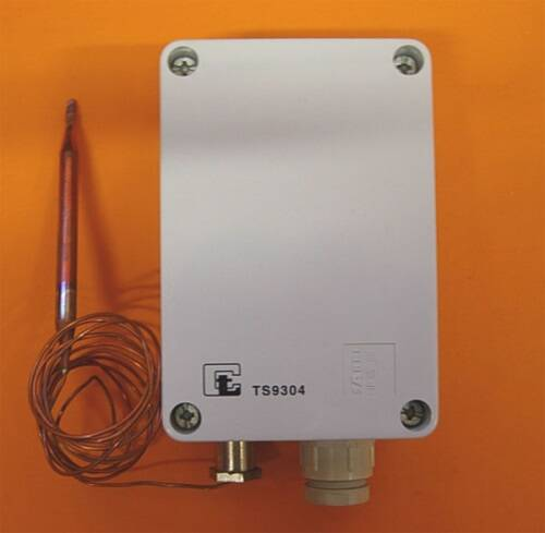 Capillair thermostaat type 2   50609