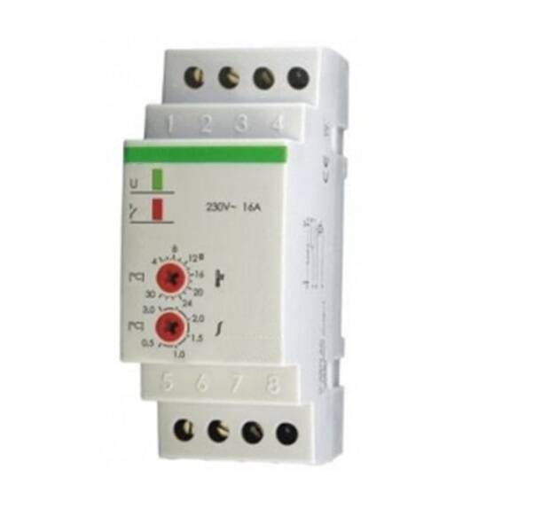 T80 4~30˚C thermostaat Din Rail | 51768