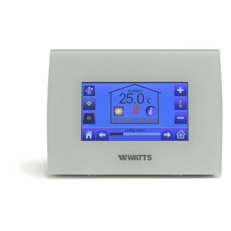 Watts Vision Centrale Touch wit of zwart | 50654
