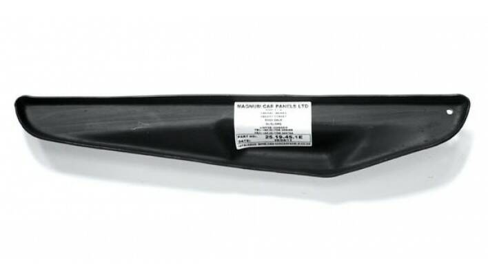 MK2 Under wing support pan side panel RS type L/H