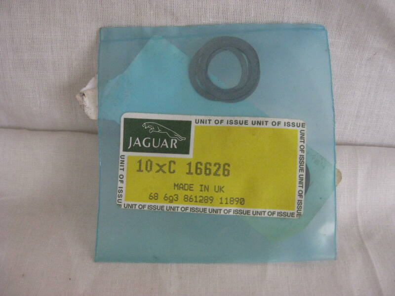 """Outer Fulcrum Shim 0.004""""  C16626"""