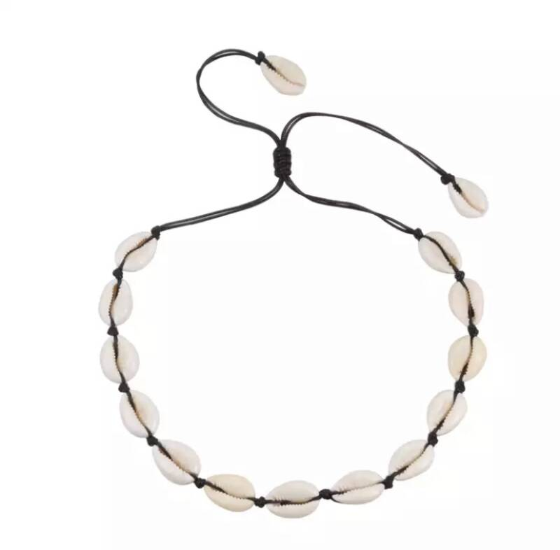 Shell choker black