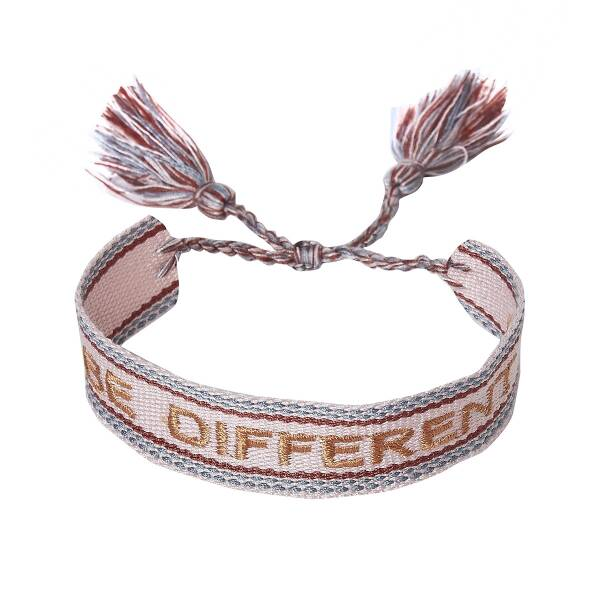 Be different bracelet