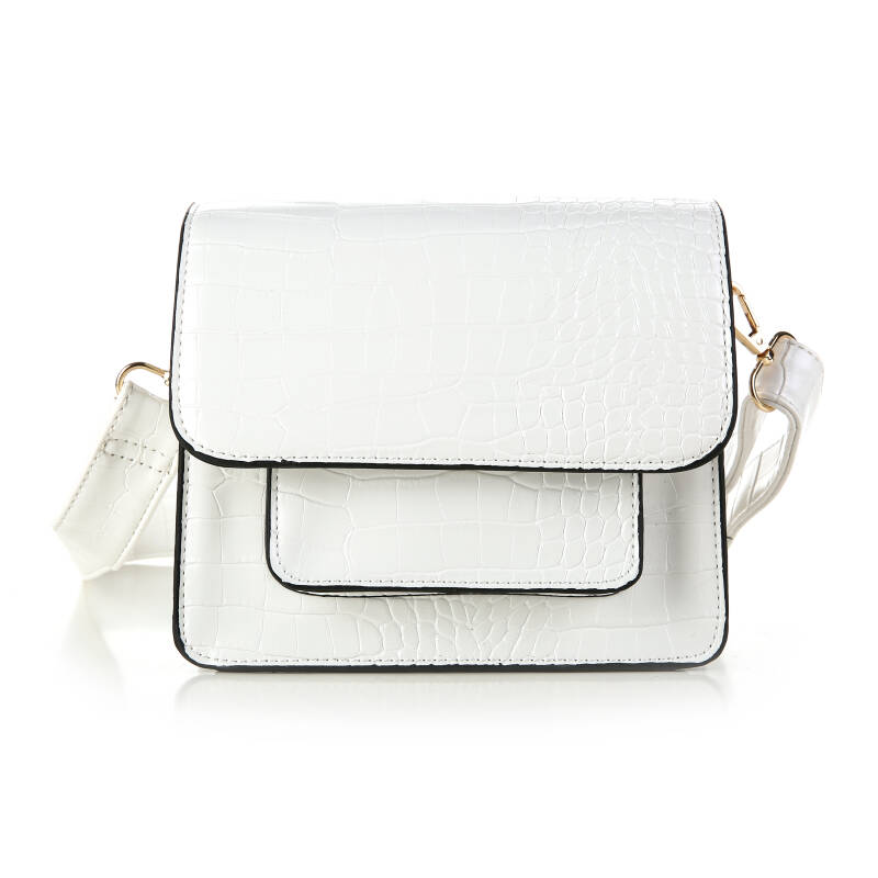 Nikkie bag white