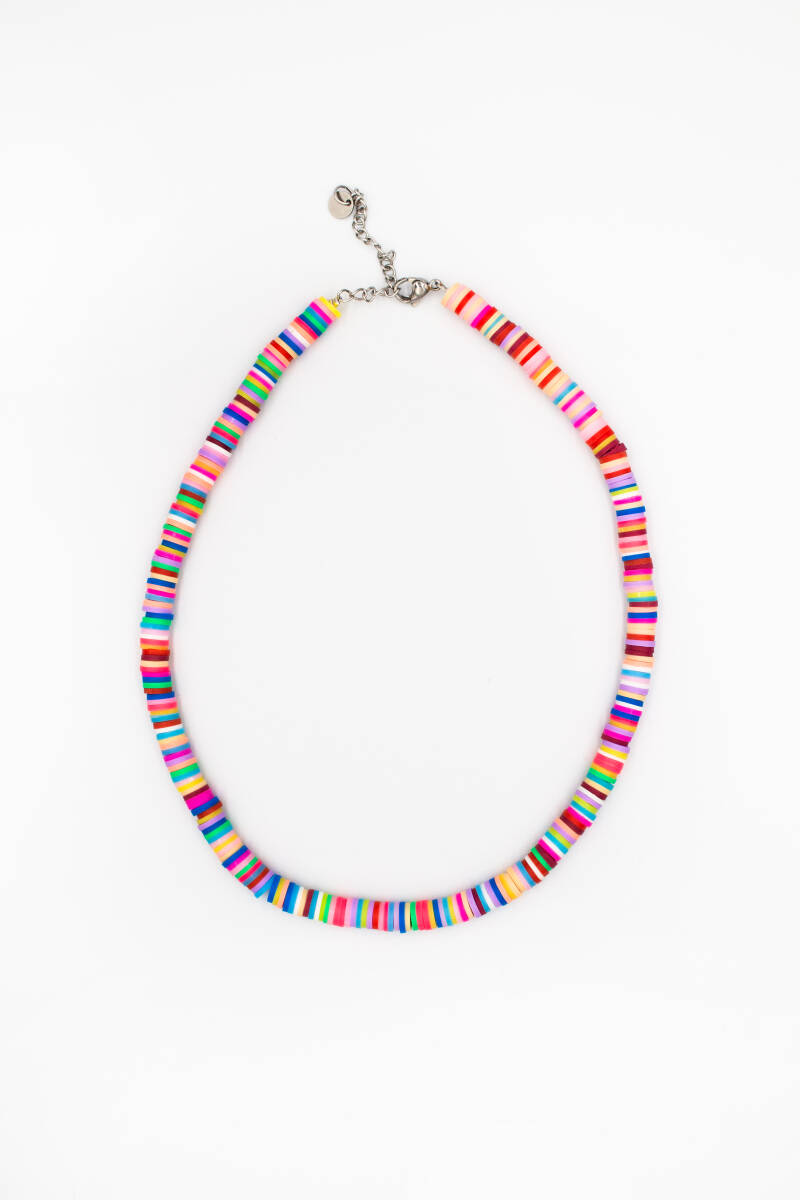 Surfers necklace multicolor