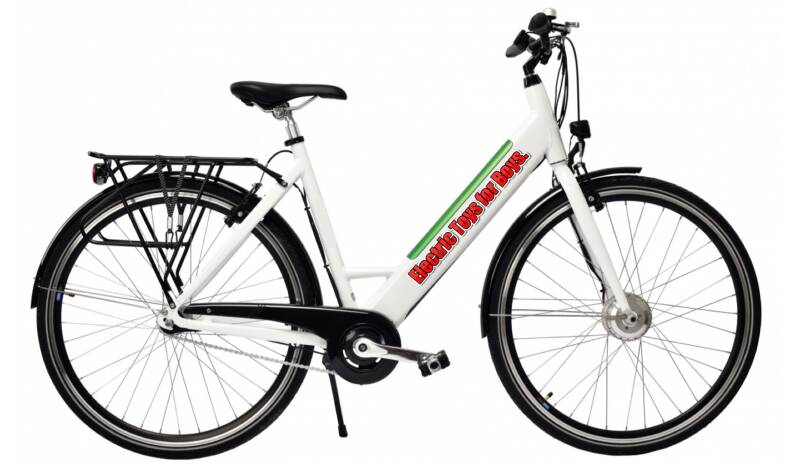 Toys for boys Electrische Fiets