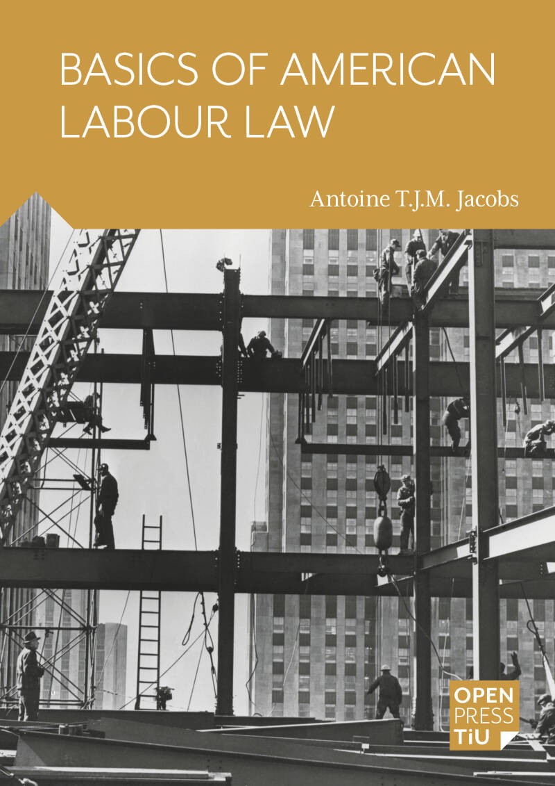 Basics of American Labour Law; Antoine Jacobs