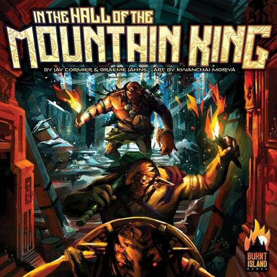 In the Hall of the Mountain King (Engels)